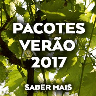 PACOTES VERÃO 2017